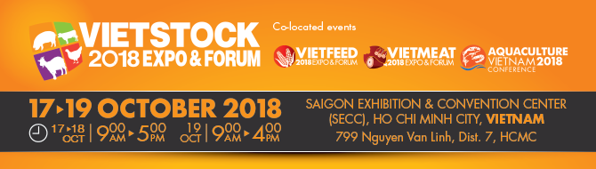 Vietstock 2018 | 17-19 October 2018 | Saigon Exhibition & Convention Center (SECC). Ho Chi Minh City, Vietnam